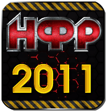 Видео реслинг шоу НФР 2011 года