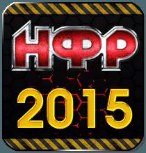 Видео реслинг шоу НФР 2015 года